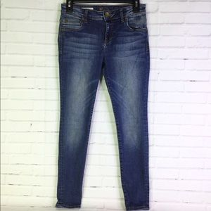 KUT From the Kloth 0P Mia Toothpick Skinny Jeans